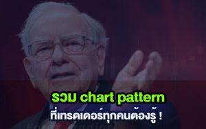 รวม chart pattern ที่เทรดเดอร์ทุกคนต้องรู้ !