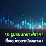 10 รูปแบบกราฟราคาที่เจอบ่อยมากในตลาด !